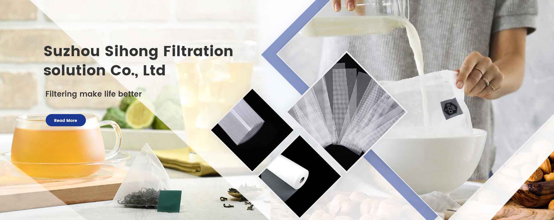 Nylon Filter Mesh Products Provider